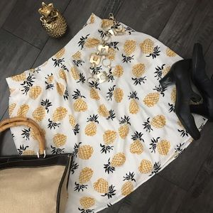 🍍Pineapple Skirt With POCKETS!!!🍍